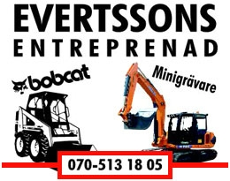 Evertssons Entreprenad AB Jan-Inge Evertsson